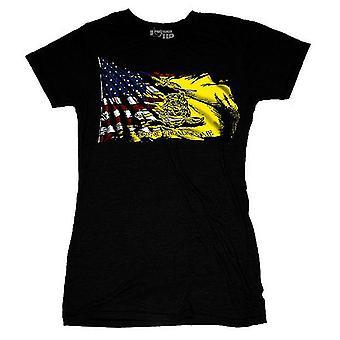 Ranger op kvinders Gadsden Transformation T-Shirt-Black
