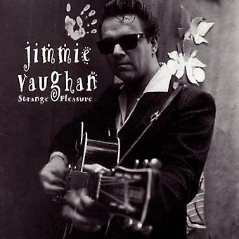 Jimmie Vaughan - konstiga nöje [CD] USA import