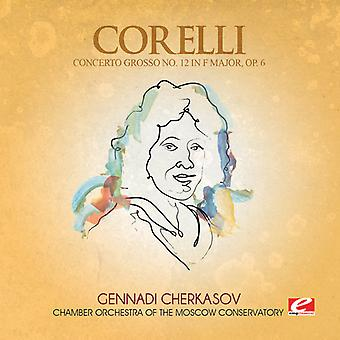 A. Corelli - Concerto Grosso 12 F Major [CD] USA import