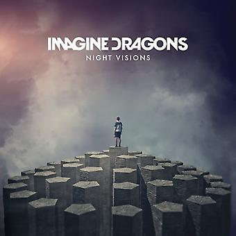 Imagine Dragons - Night Visions-Deluxe Edition [CD] USA import