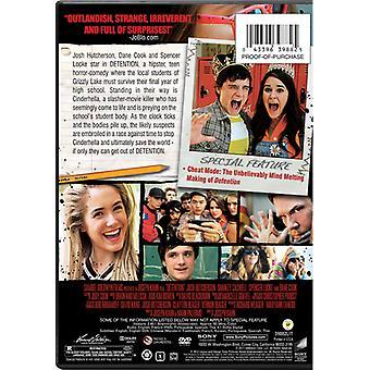 Detention (2012) [DVD] USA import