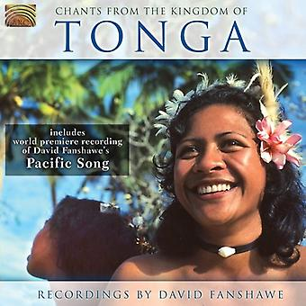 David Fanshawe - ramsor från the Konungariket Tonga [CD] USA import