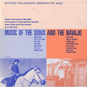 Music of the Sioux & the Navajo - Music of the Sioux & the Navajo [CD] USA import