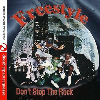 Freestyle - Don't Stop l'importation USA Rock [CD]