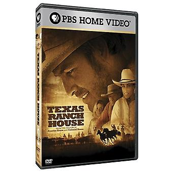 Texas Ranch House [DVD] USA import