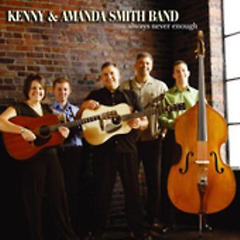 Kenny Smith & Amanda - altid aldrig nok [CD] USA import