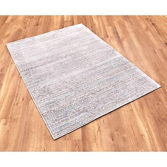 Aqua Silk b471a-graue Rechteck Teppiche moderne Teppiche
