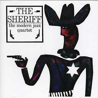 Modern Jazz Quartet - Sheriff [CD] USA import