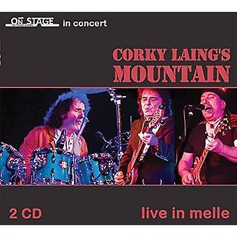 Korkagtig Laing bjerg - Live i Melle [CD] USA import