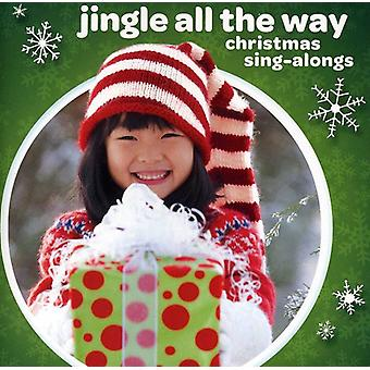 Wayne Jones - Jingle hele vejen [CD] USA import