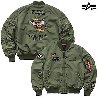 Alpha industries MA-1 jacket VF Flying Tigers
