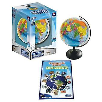 Science 4 You Earth globe (Toys , Educative And Creative , Geographics And History)