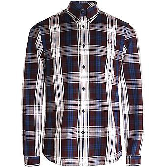 Fred Perry Fett Tartan Check Shirt