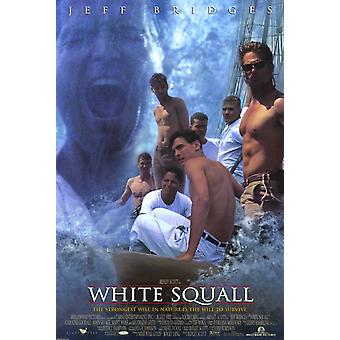 Chubasco blanco Movie Poster (11 x 17)
