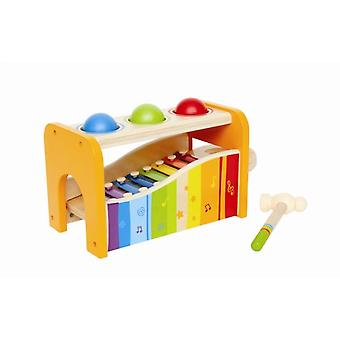 HAPE E0305 Early Melodies Pound n Tap Bench E0305