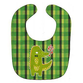 Carolines Treasures  BB6741BIB Alligator Love Baby Bib