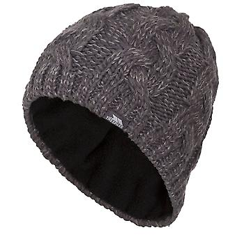 Trespass Mens Tomlins Knitted Beanie Hat