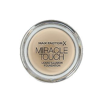 Max Factor Miracle Touch 45 Warm Almond 11.5g