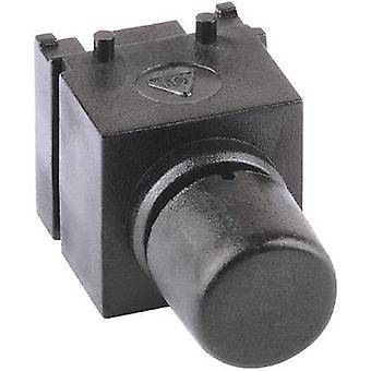 Mentor 1852.6231 Pushbutton 60 V DC/AC 0.5 A 1 x Off/(On) momentary 1 pc(s)