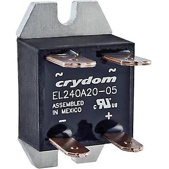 SSR 1 pc(s) Crydom EL240A20-12 Current load (max.): 20 A Swi