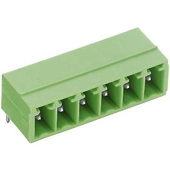 Pin enclosure - PCB STL(Z)1550 Total number of pins 2 PTR 51550025025F Contact spacing: 3.81 mm 1 pc(s)