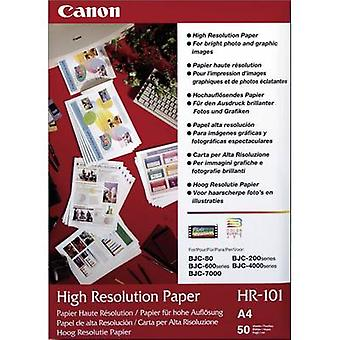 Photo paper Canon High Resolution Paper HR-101 1033A002 A4