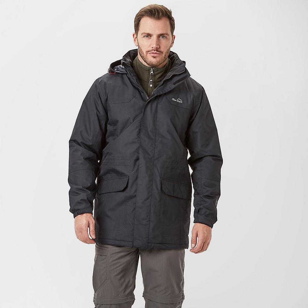 Peter Storm Men& 039;s Windstorm Insulated Jacket noir