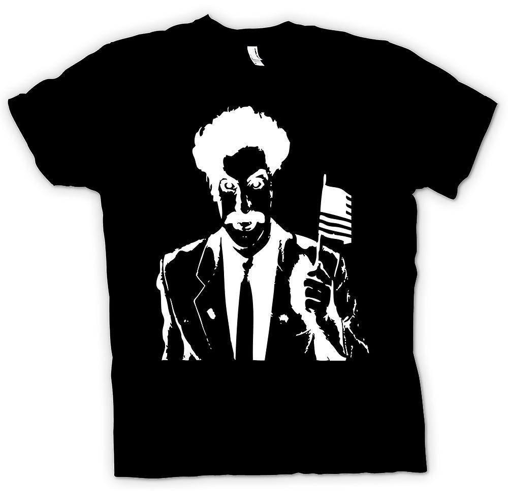 Mens T-shirt - Borat Sacha Cohen - Funny