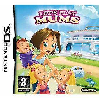 Lets Play Mums (Nintendo DS)