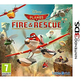 Disney Planes Fire and Rescue (Nintendo 3DS)
