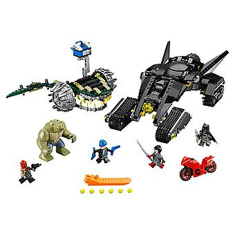 LEGO 76055 Batman: Killer Croc Rioolravage