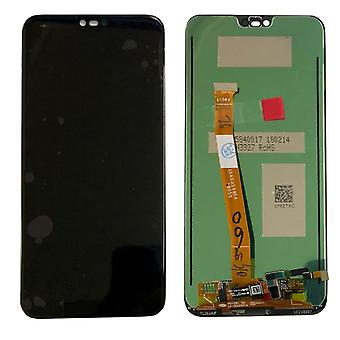 Per Huawei honor 10 unità completa riparazione display LCD touch sostituzione nera