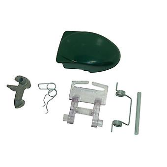Deur handvat Kit Green