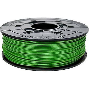 Filament XYZprinting PLA 1.75 mm Neon green (fluorescent) 600 g Junior