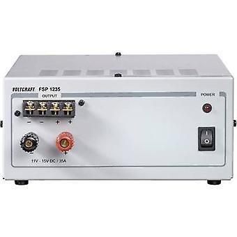 VOLTCRAFT FSP 1235 Bench PSU (vaste spanning) 11-15 Vdc 35 A 525 W nr. van uitgangen 1 x
