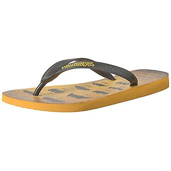 Havaianas Men's Batman Sandal Banana Yellow
