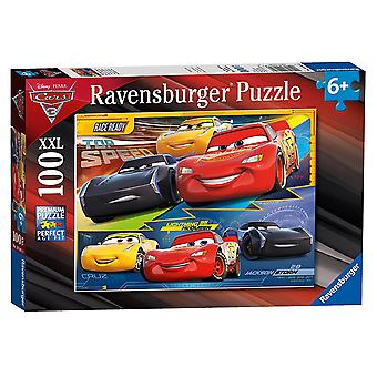 Ravensburger Disney Pixar Cars 3 XXL Jigsaw Puzzle - 100 Pieces