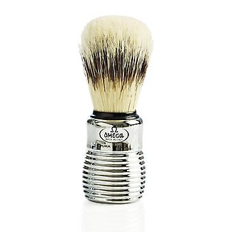 Omega 80280 Pure Bristle Shaving Brush