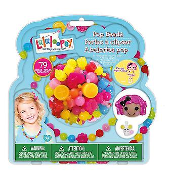Lalaloopsy-Pop-Perlen - Krümel Zucker Cookie