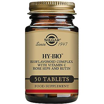 Solgar Hy-Bio 50 Tablets (Vitamins & supplements , Special supplements)