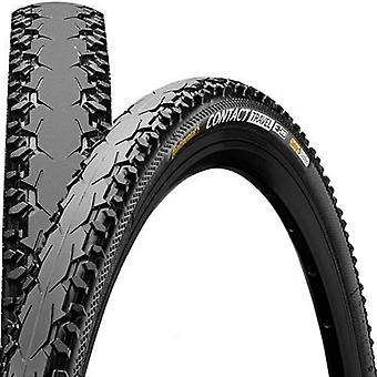 Continental contact travel bicycle tyres / / 50-559 (26 x 2, 00″)