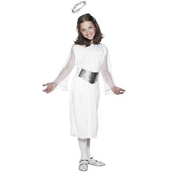 Angel Costume - Child, Medium Age 6-8
