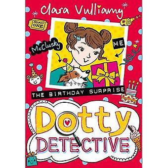 مفاجأة عيد ميلاد (دوتي المحقق-الكتاب 5) قبل كلارا فوليامي-