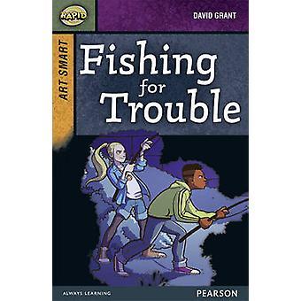Rapid Stage 8 Set A - Art Smart - Fishing for Trouble by Dee Reid - 978