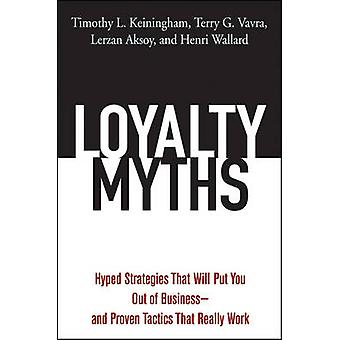Loyalty Myths - Hyped Strategies That Will Put You Out of Business and