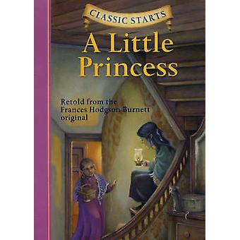 A Little Princess (New edition) by Frances Hodgson Burnett - Tania Za