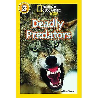Dödliga rovdjur av Melissa Stewart - 9781426315848 bok