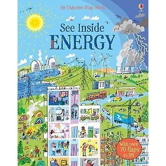 Zobacz wewnątrz energii przez Alice James - 9781474917964 książki