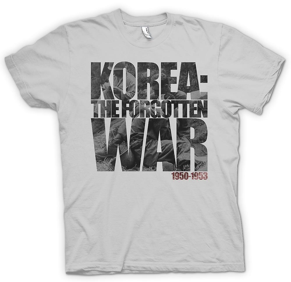 Mens T-shirt - Korea - der vergessene Krieg 1950-1953