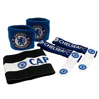 Chelsea FC Football Accessories Set